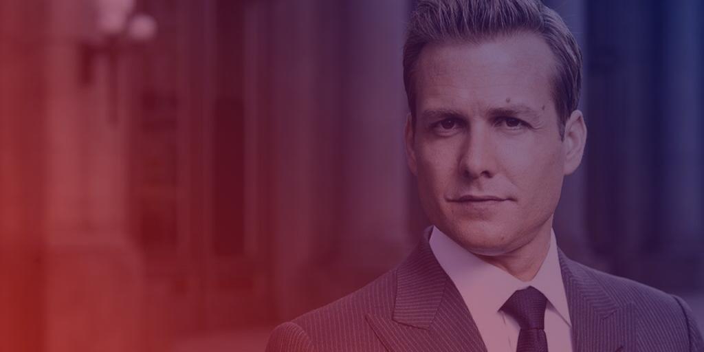 El poder de la asertividad de Harvey Specter